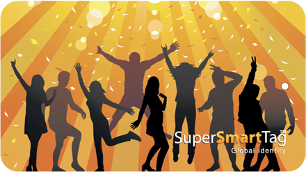 SuperSmartTag_party